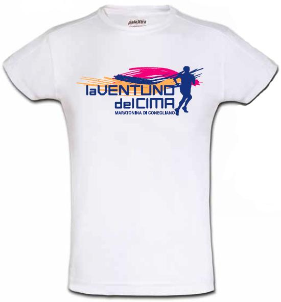 maglietta 3a Ventuno del Cima